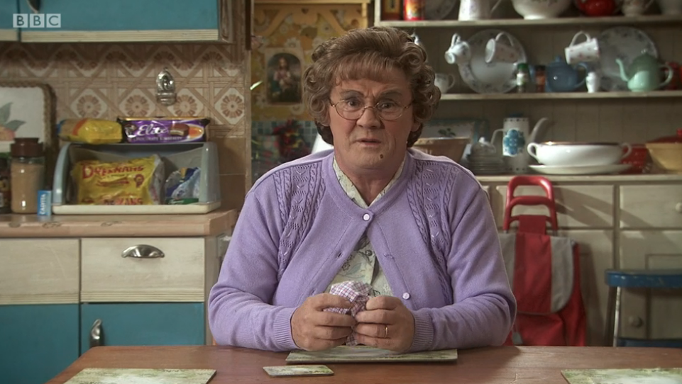 Mrs Brown's Boys star admits difficulties in working with her husband