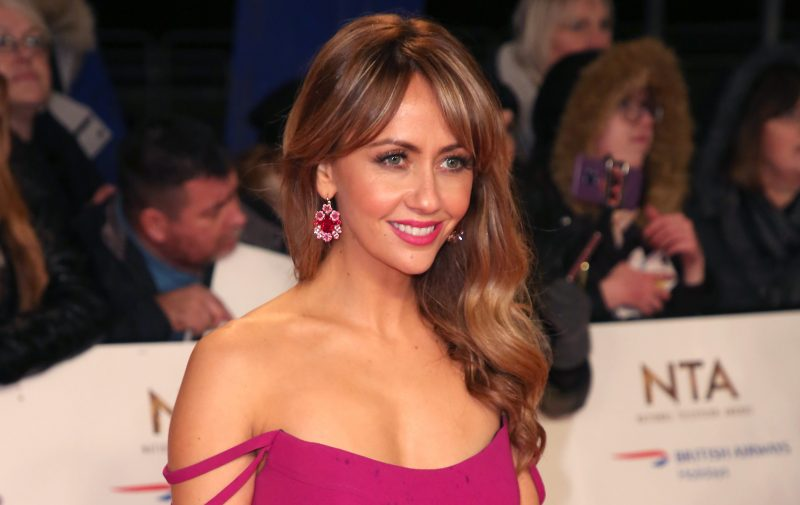 Coronation Street actress Samia Longchambon rocks matching hair with nine-year-old daughter Freya