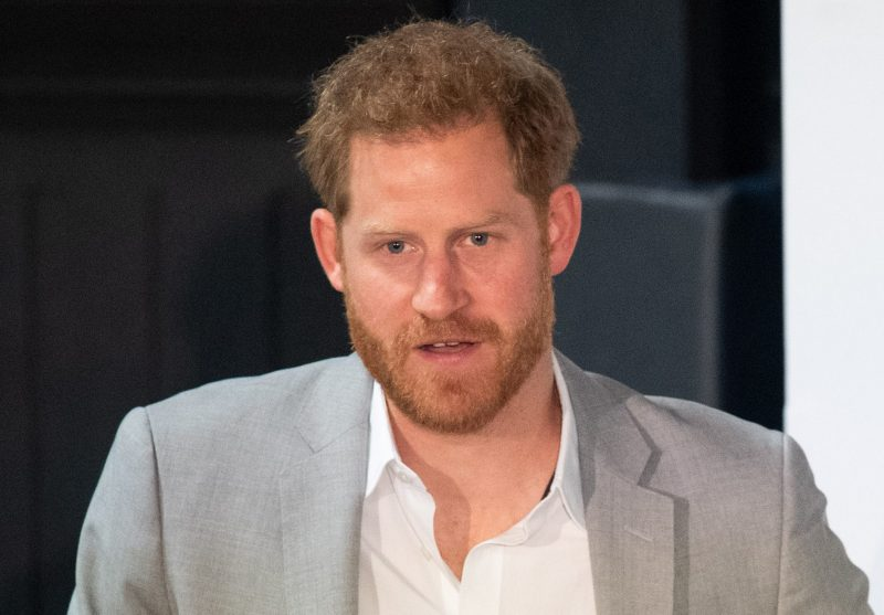 Prince Harry rocked by devastating news of friend's death