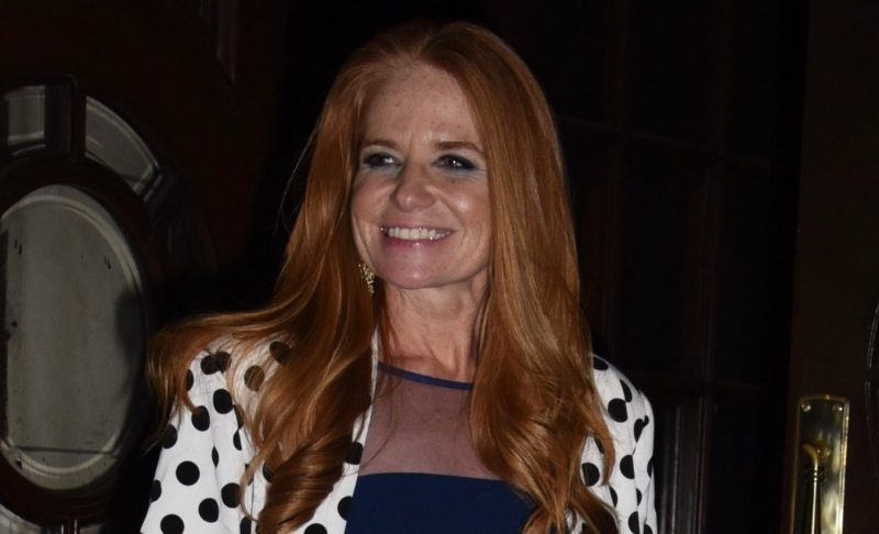 Patsy Palmer says she's glad she survived her wild past
