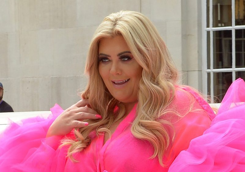 Gemma Collins shows off more weight loss with slimmed-down look on Instagram