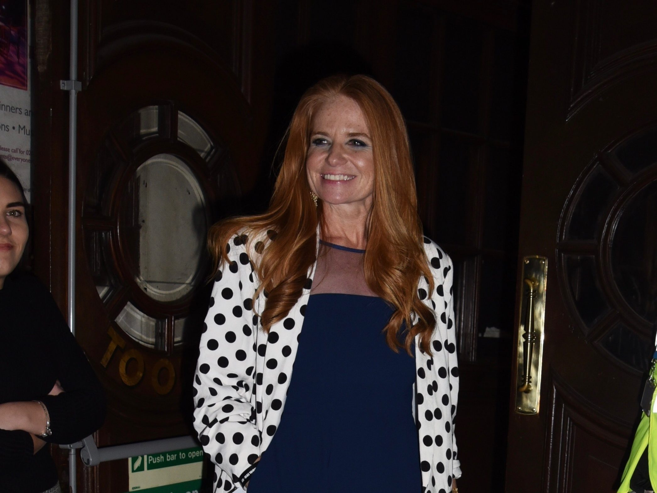 Patsy Palmer reveals drink and drug fears for her kids