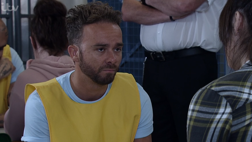 Coronation Street viewers in hysterics as David Platt sports a tan from prison