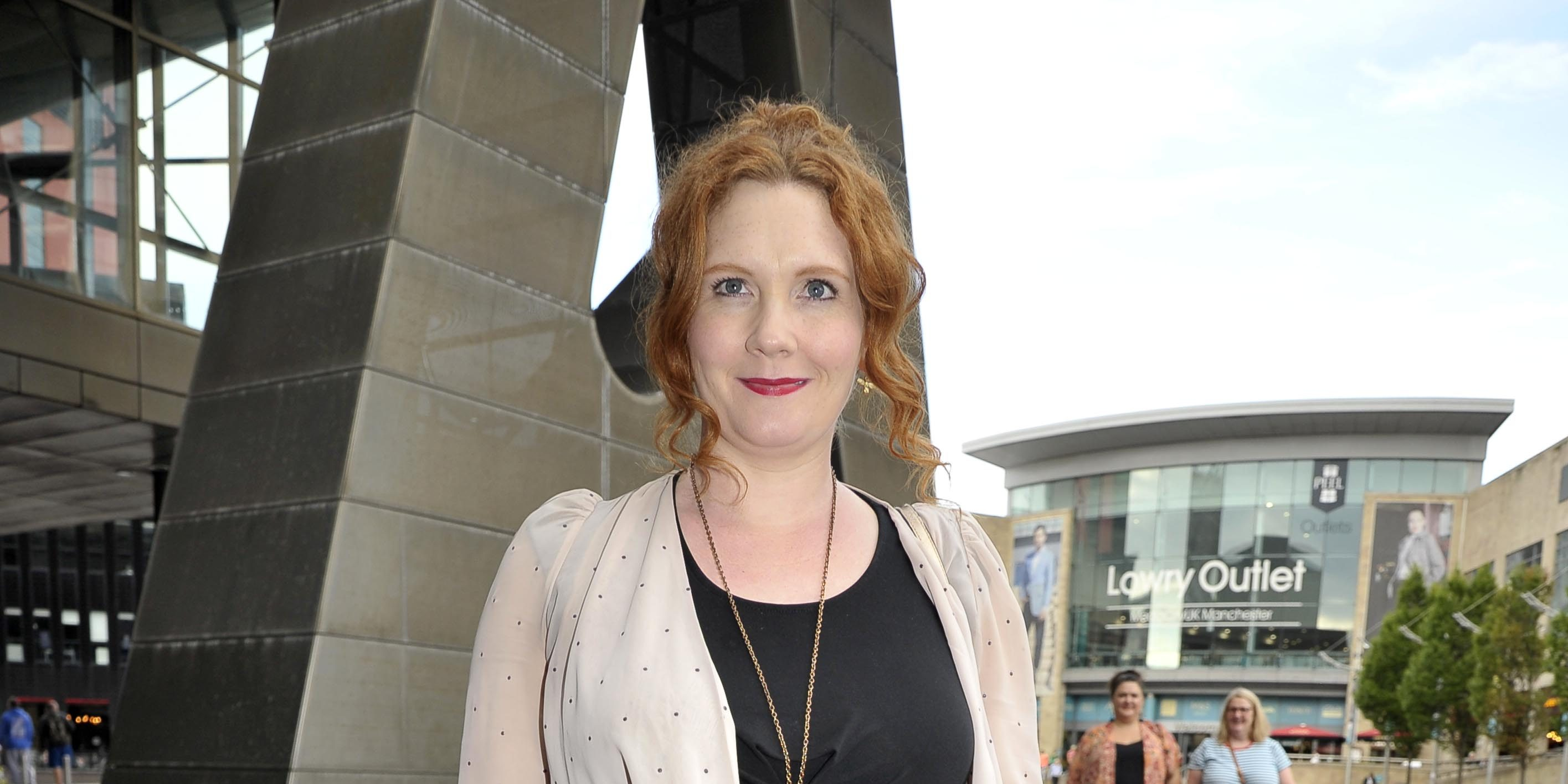 Jennie McAlpine reveals she was 'so scared' to return to Coronation Street
