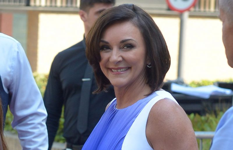 Strictly Come Dancing: Shirley Ballas flashes her knickers in launch night wardrobe malfunction