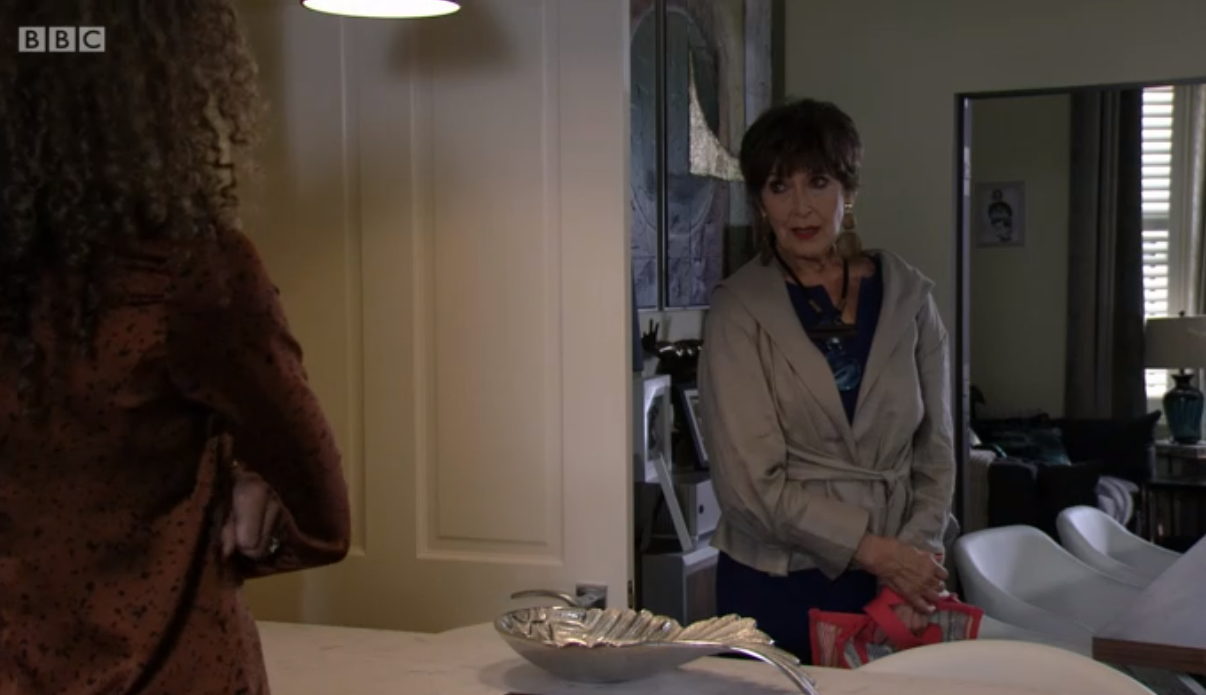 EastEnders viewers shocked as 'con-artist' Shyanna rumbles Gray's secret abuse