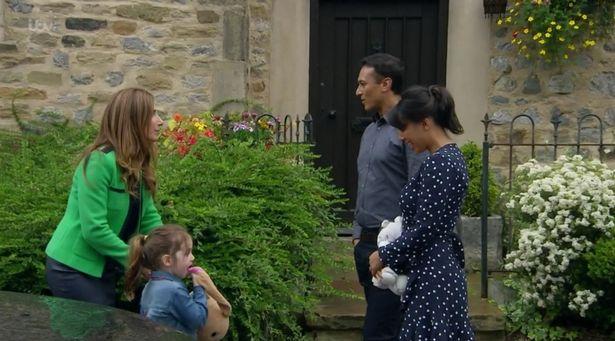 Megan Macey leaves Emmerdale
