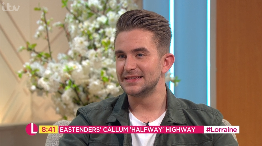 EastEnders' Tony Clay explains sudden change in Callum's character