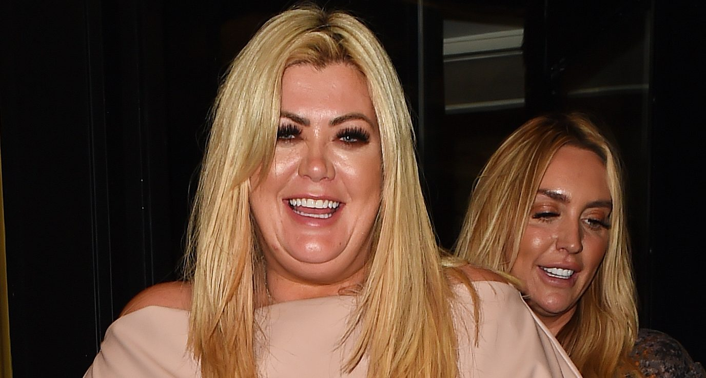 Gemma Collins 'rubs shoulders with Posh and Becks' during trip to Cannes
