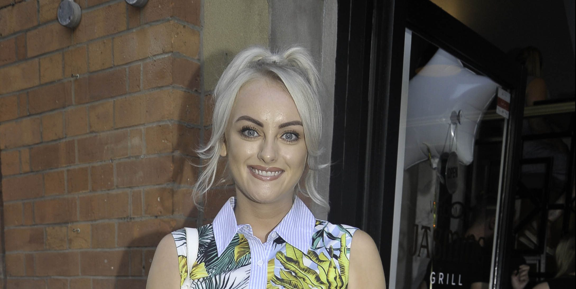 Coronation Street's Katie McGlynn wears 'peachy wig' as she parties with Alexandra Mardell at Leeds festival
