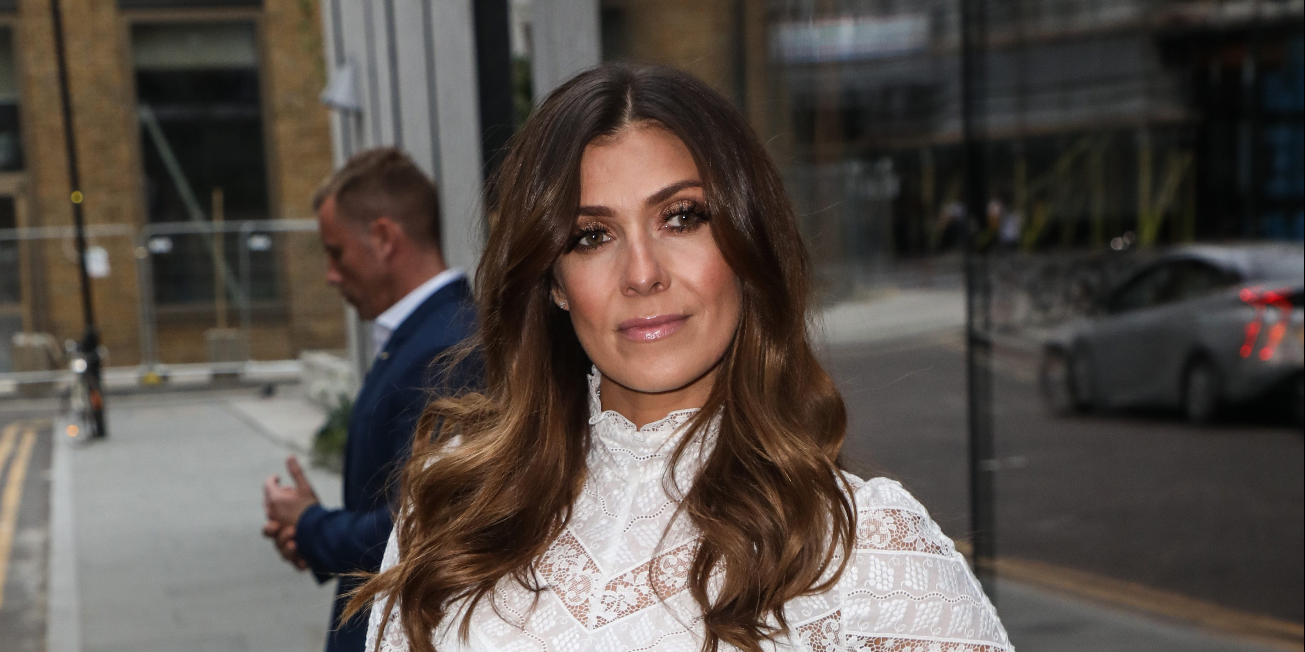 Coronation Street's Kym Marsh shares adorable pictures of daughter Polly and grandson Teddy