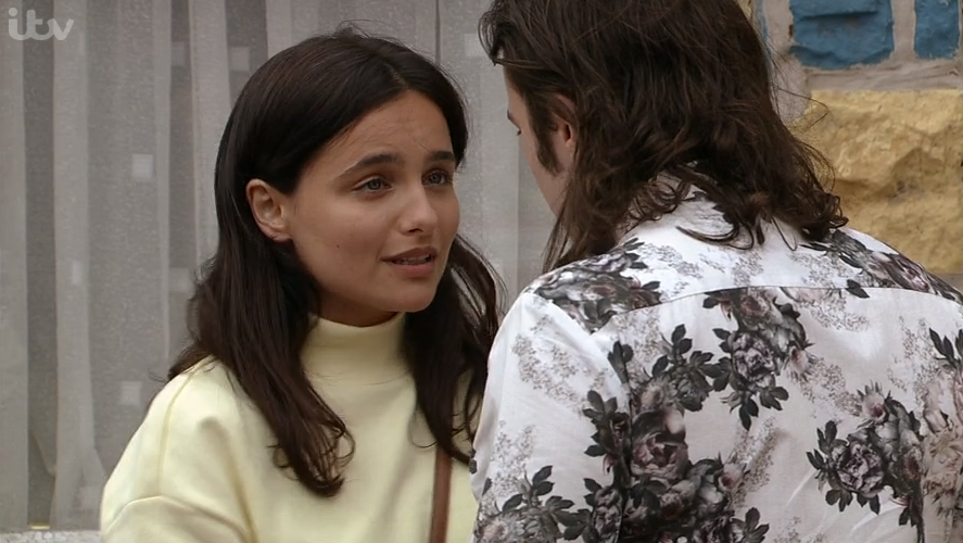 Ruxandra Porojnicu confirmed to return to Coronation Street as Alina Pop