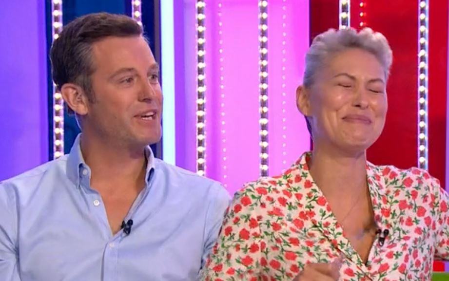 Matt Baker stuns Emma Willis with revolting joke on The One Show