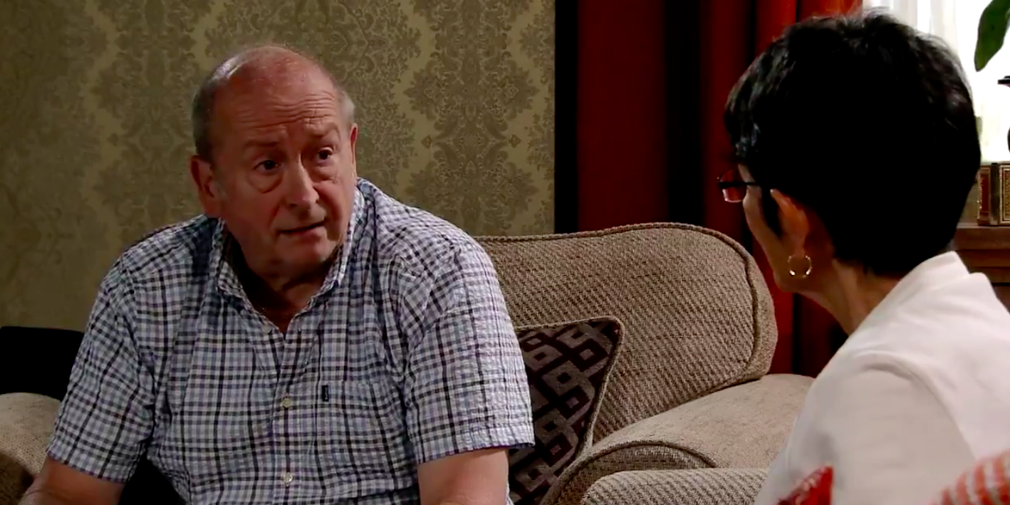 Coronation Street SPOILERS: Geoff forces Yasmeen to 'bin clothes and stay indoors'