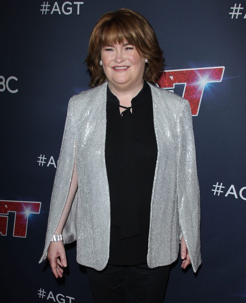 Simon Cowell reveals why Susan Boyle won't be in BGT: The Champions