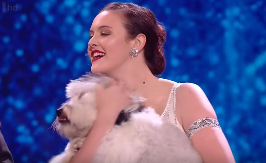 Britain's Got Talent winner Ashleigh Butler reveals heartbreaking final moment with late dog Pudsey