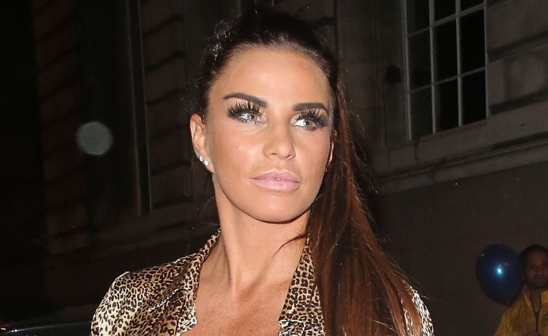 Katie Price 'ends engagement with Kris Boyson for new toyboy'