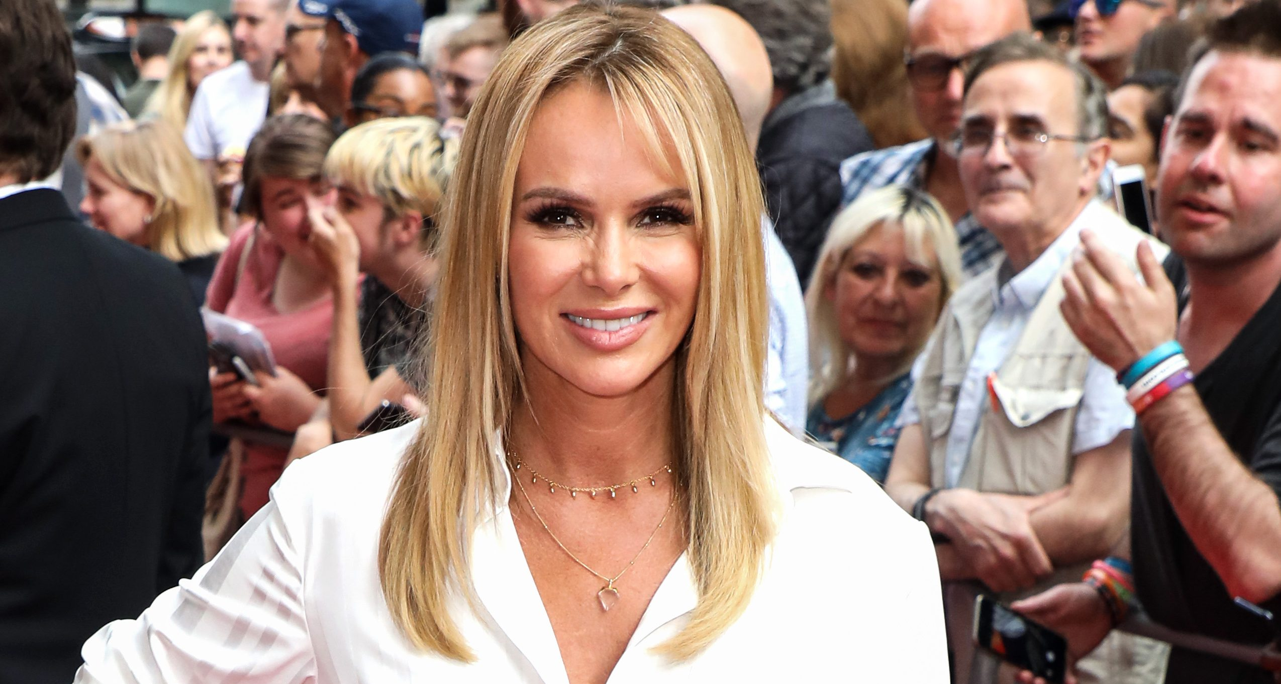 Amanda Holden says BGT 'liberated her' after her split from Les Dennis