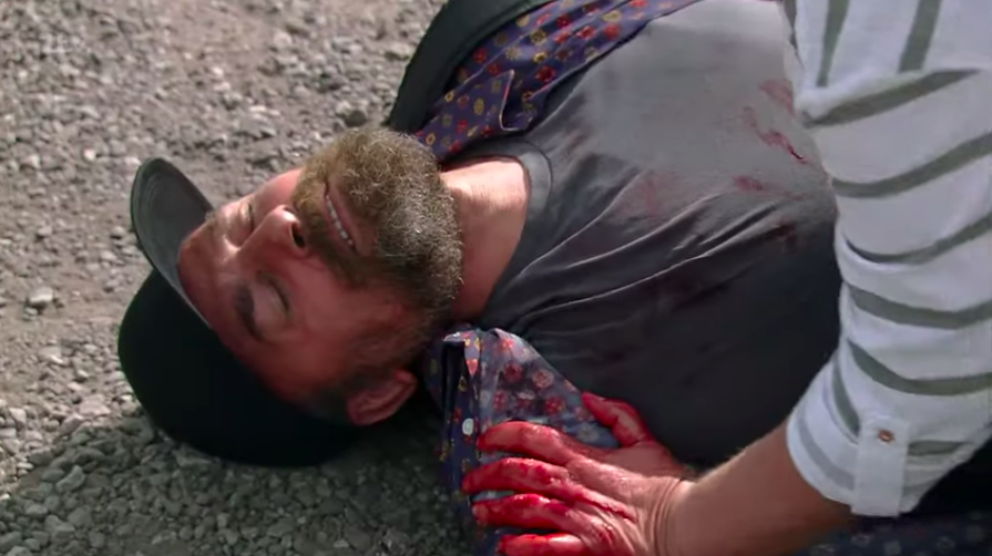Coronation Street fans shocked as Jan is shot by Rachel