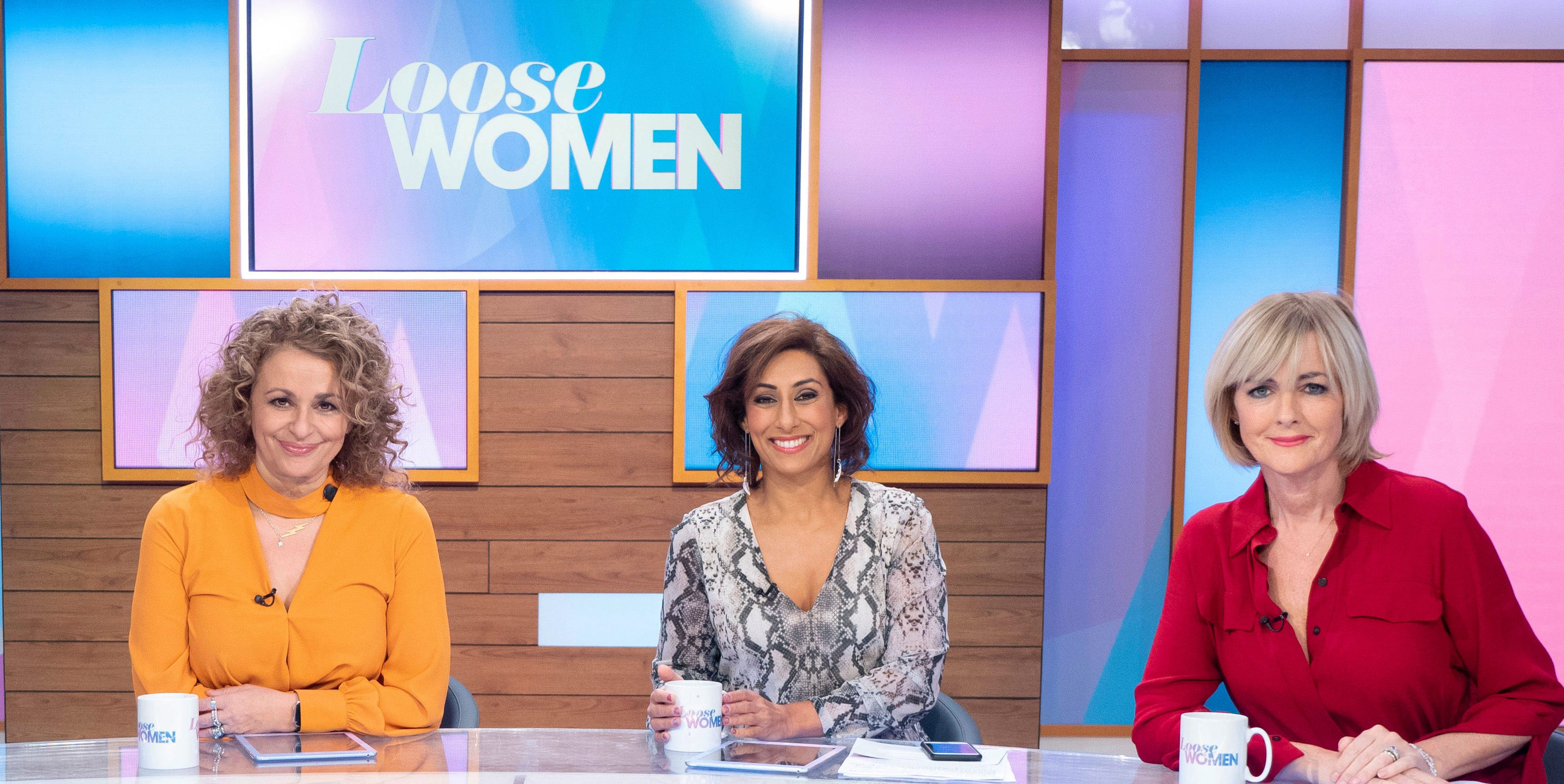 Loose Women celebrate 20 years of the show with girls' weekend away