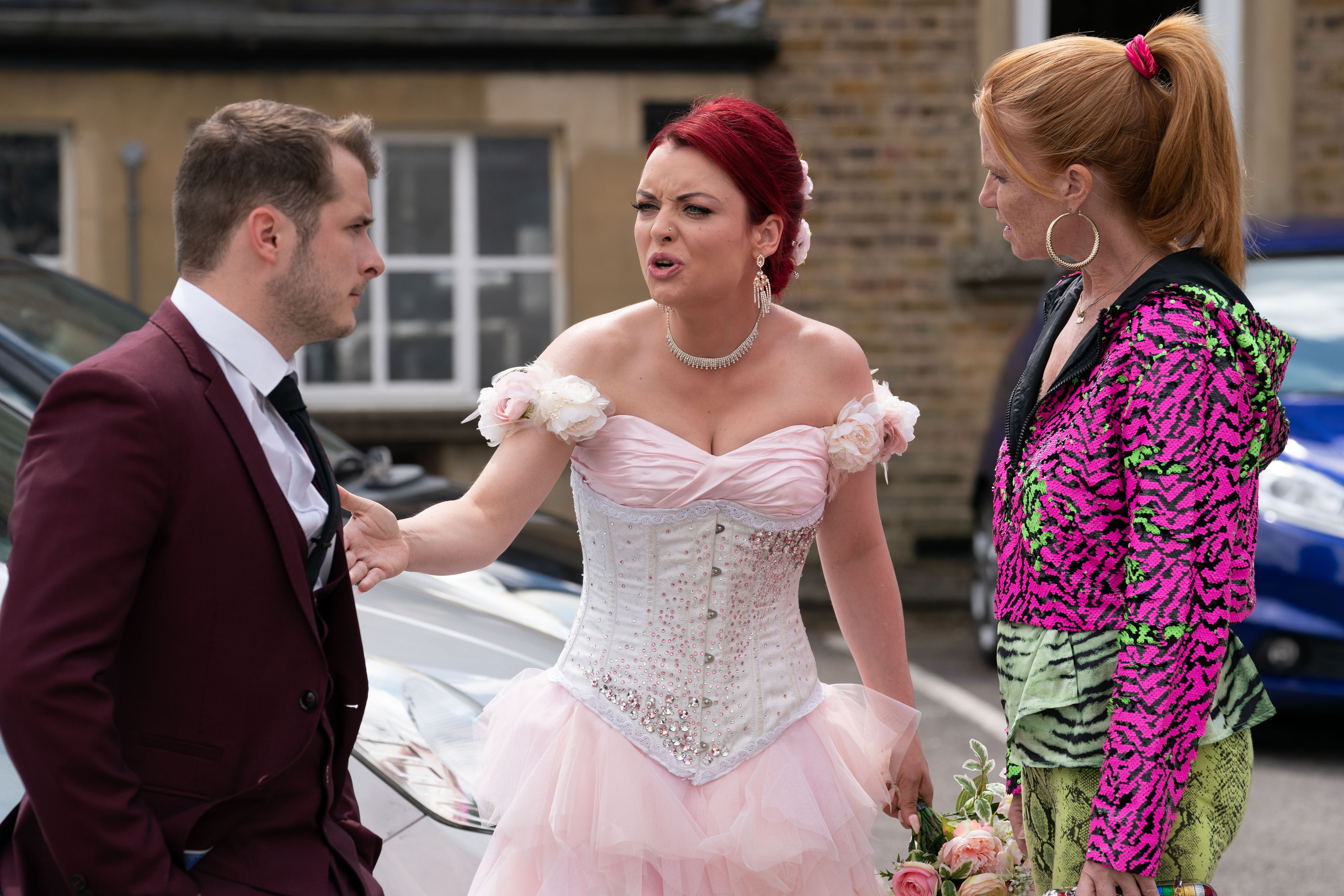 EastEnders SPOILER: Bianca uncovers the truth at Whitney's wedding?