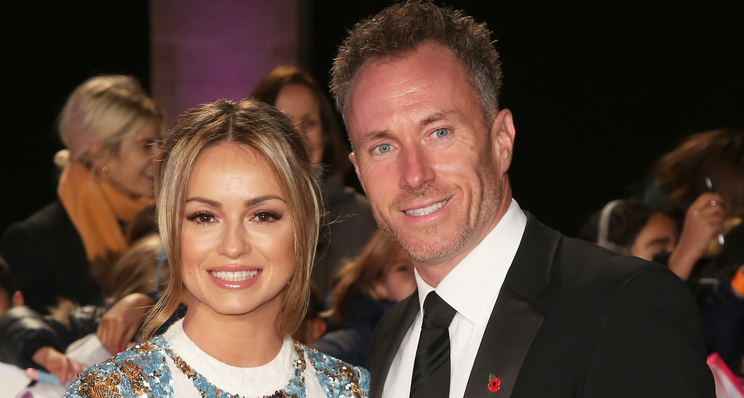 James and Ola Jordan share beautiful wedding pics to mark anniversary
