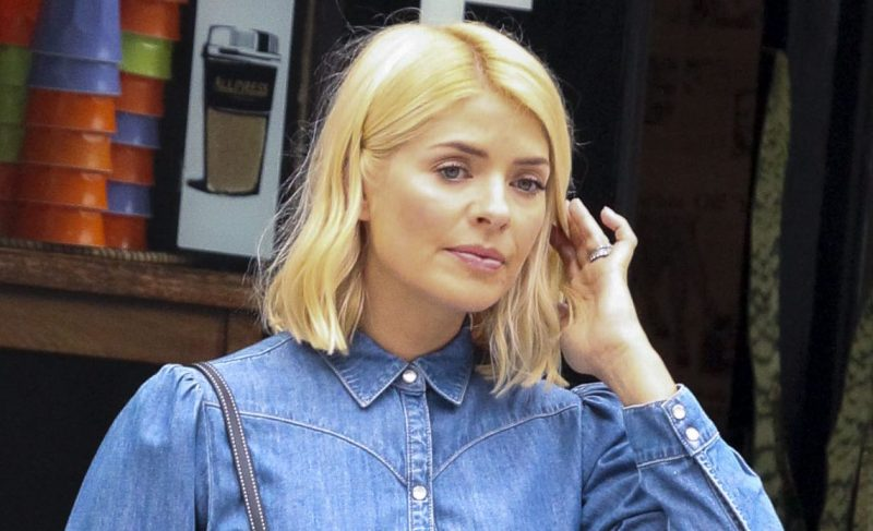 This Morning's Holly Willoughby 'full of emotions' as she drops son Chester off for first day at school