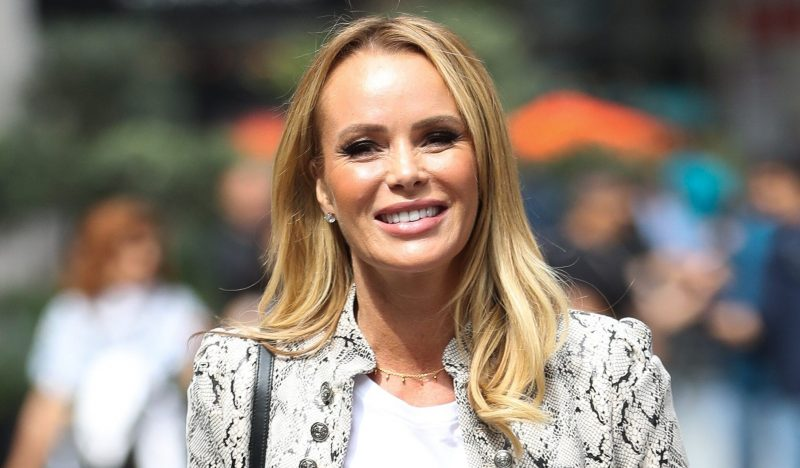 Britain's Got Talent judge Amanda Holden breaks silence after Paul Potts' shock exit on The Champions