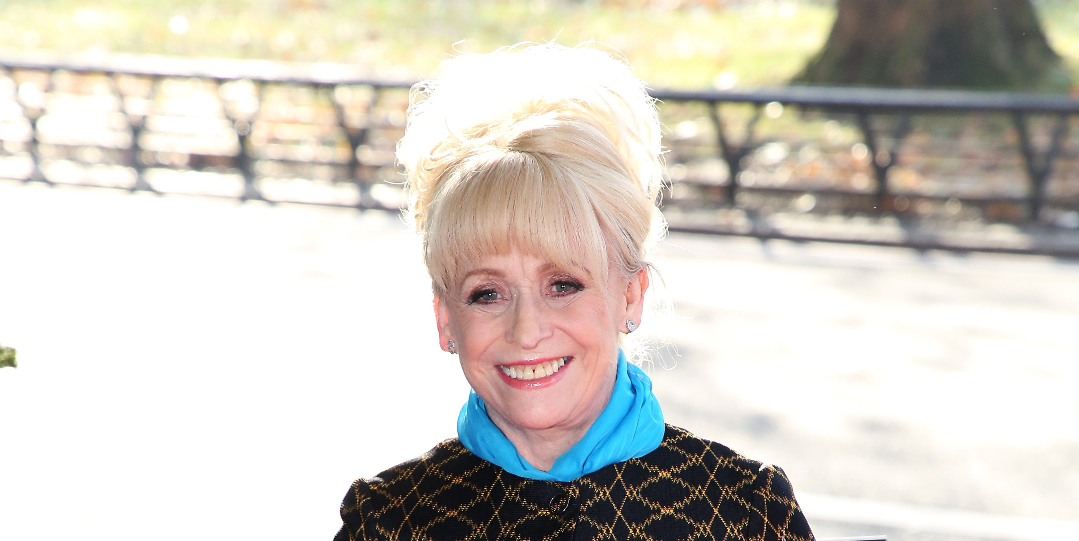 Barbara Windsor reunites with EastEnders stars to celebrate money raised for Dementia Revolution