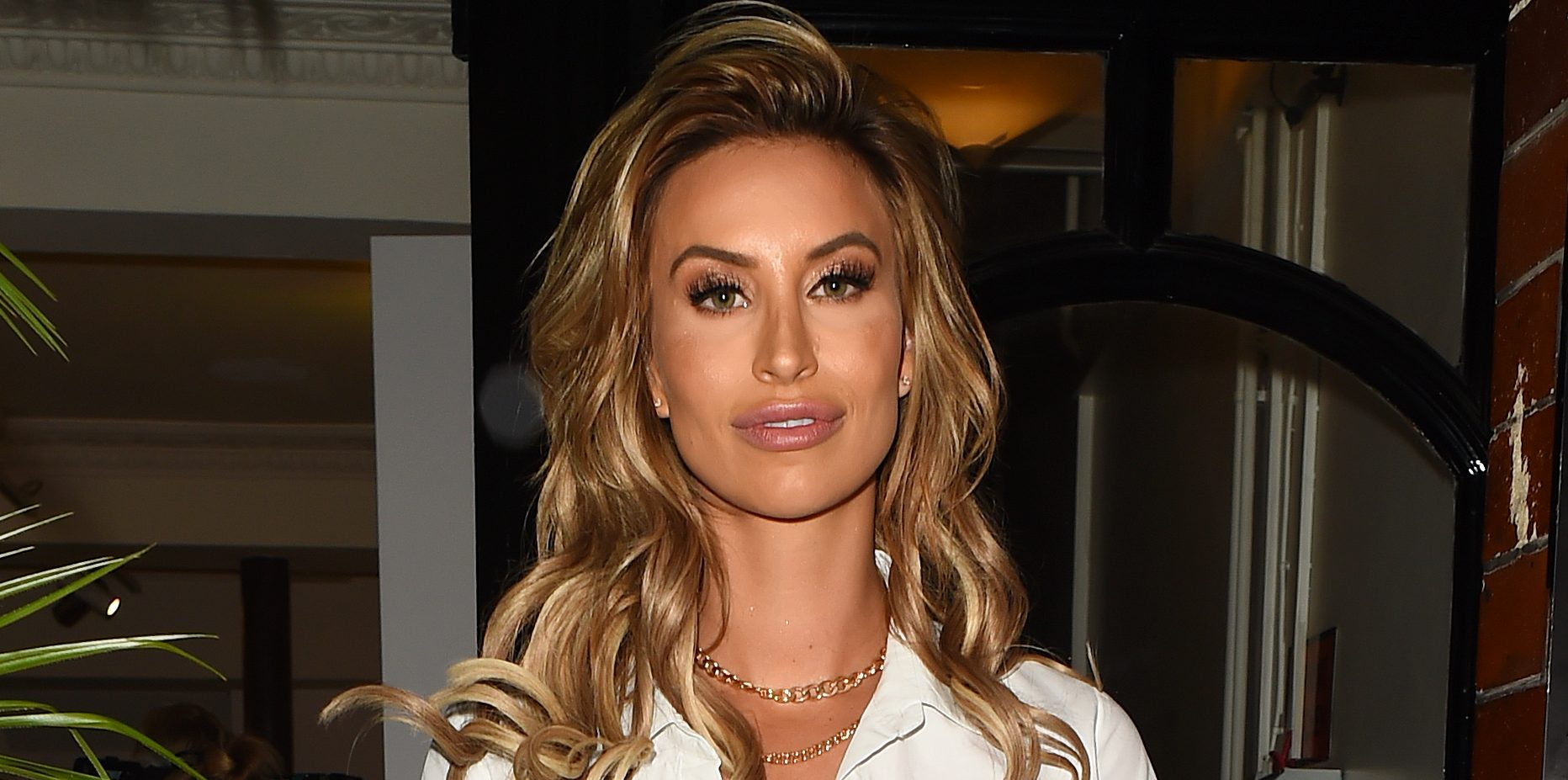 Ferne McCann opens up about post-pregnancy incontinence
