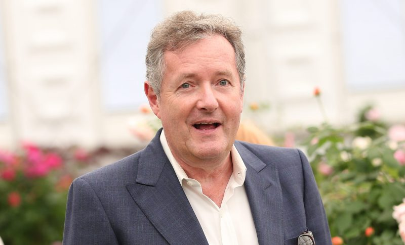Piers Morgan tells Meghan Markle to 'get on a private jet' and visit her estranged dad