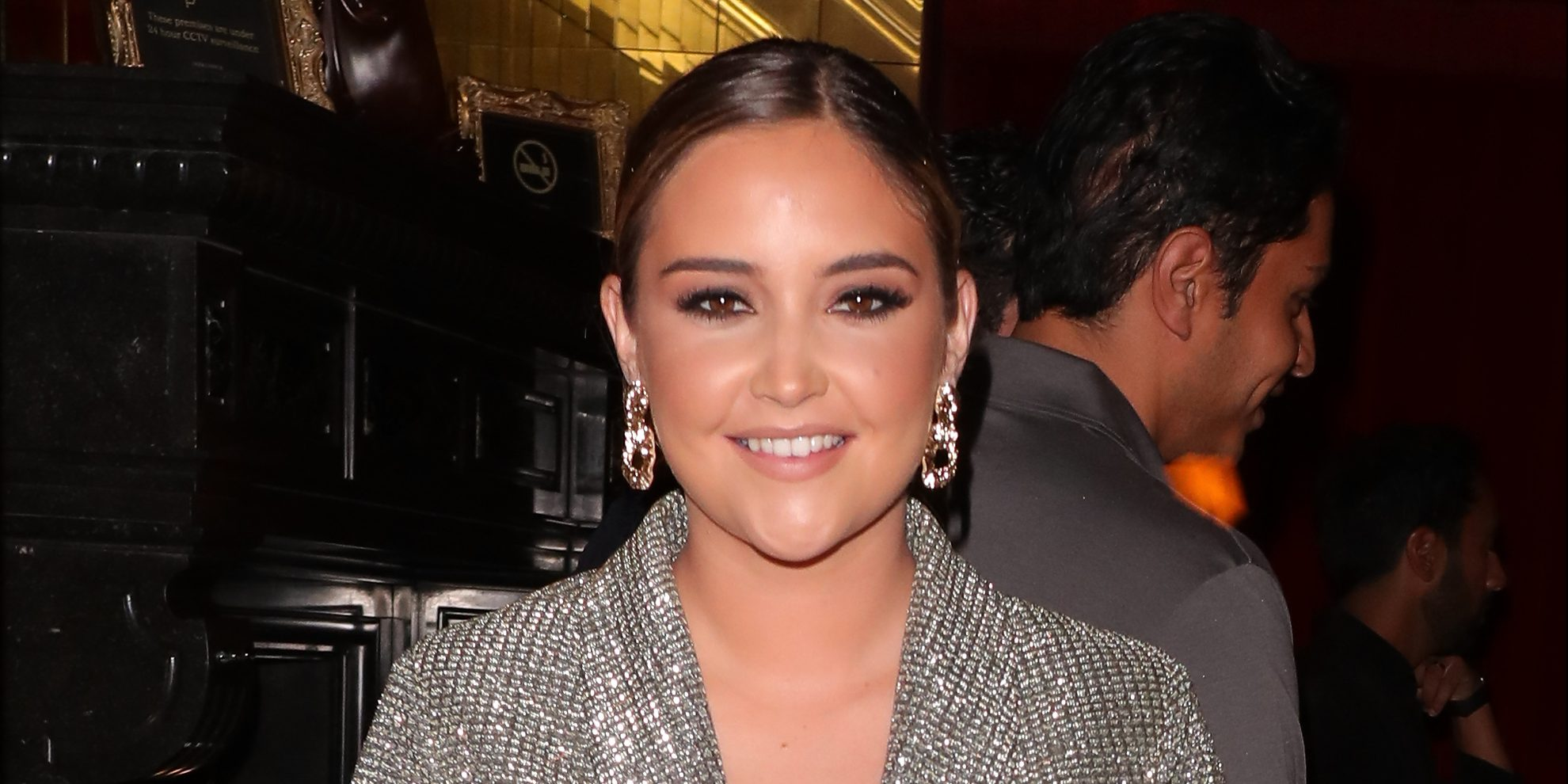 Former EastEnders star Jacqueline Jossa showcases her beautiful singing voice