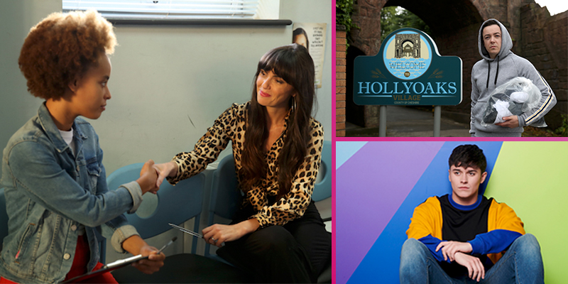 FIRST LOOK: Next week's Hollyoaks in 10 pictures