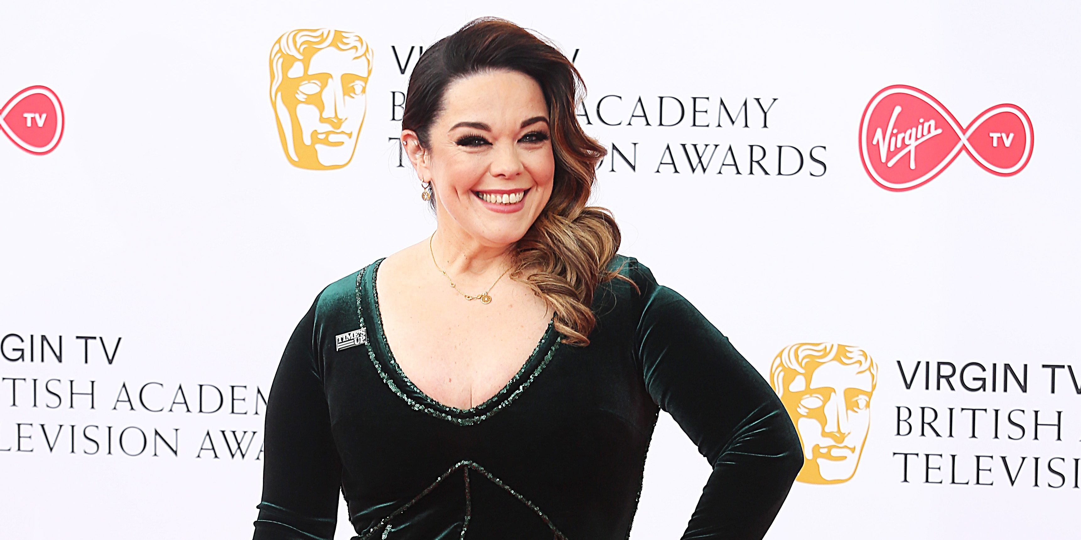Emmerdale's Lisa Riley addresses rumours Mandy and Paddy reunite