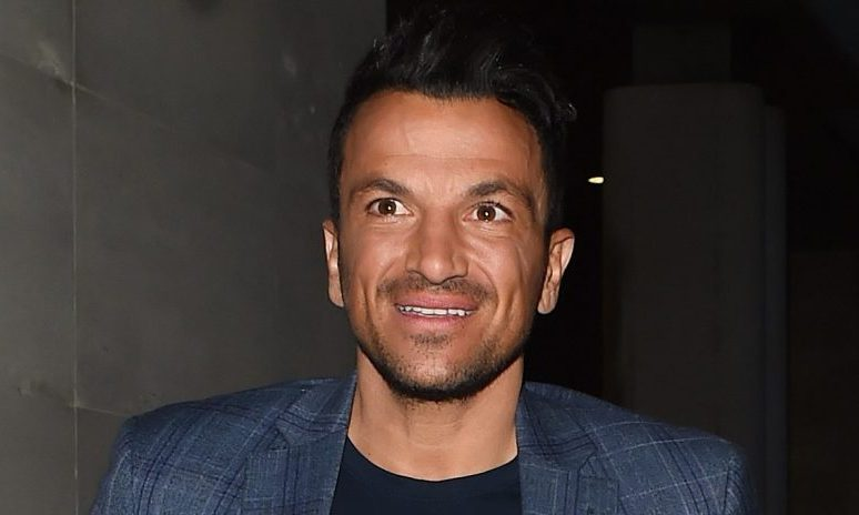 Peter Andre pays tribute to his parents as they celebrate 64th wedding anniversary