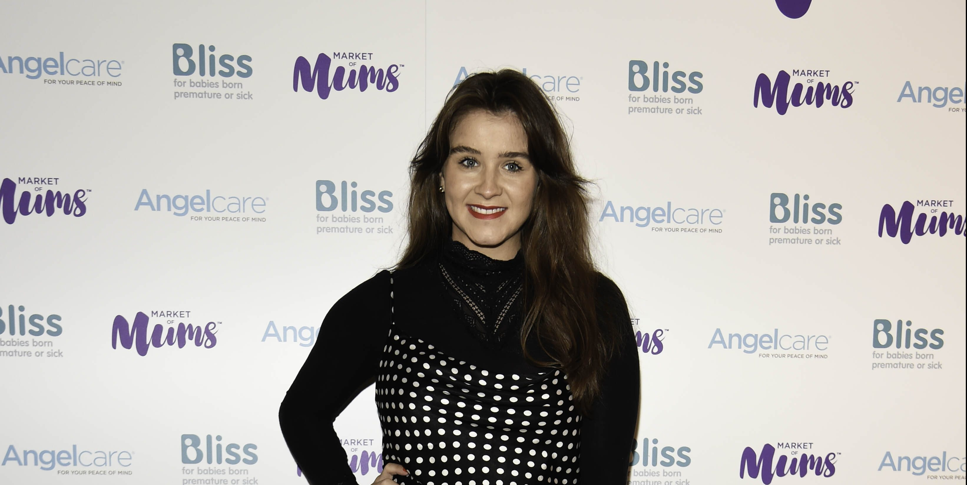 Coronation Street star Brooke Vincent struggling with late pregnancy