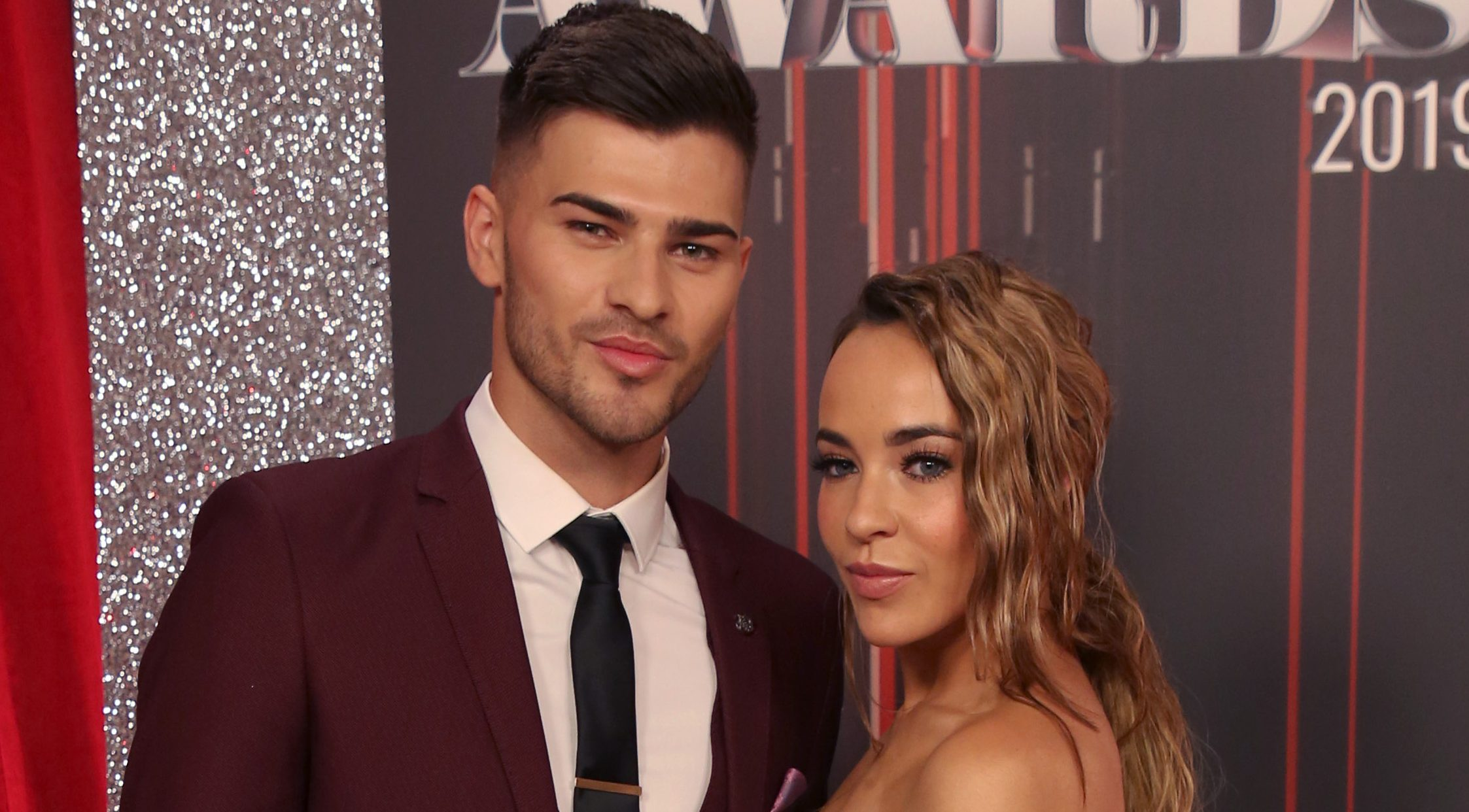 Hollyoaks star Stephanie Davis denies her romance with co-star Owen Warner is 'on the rocks'