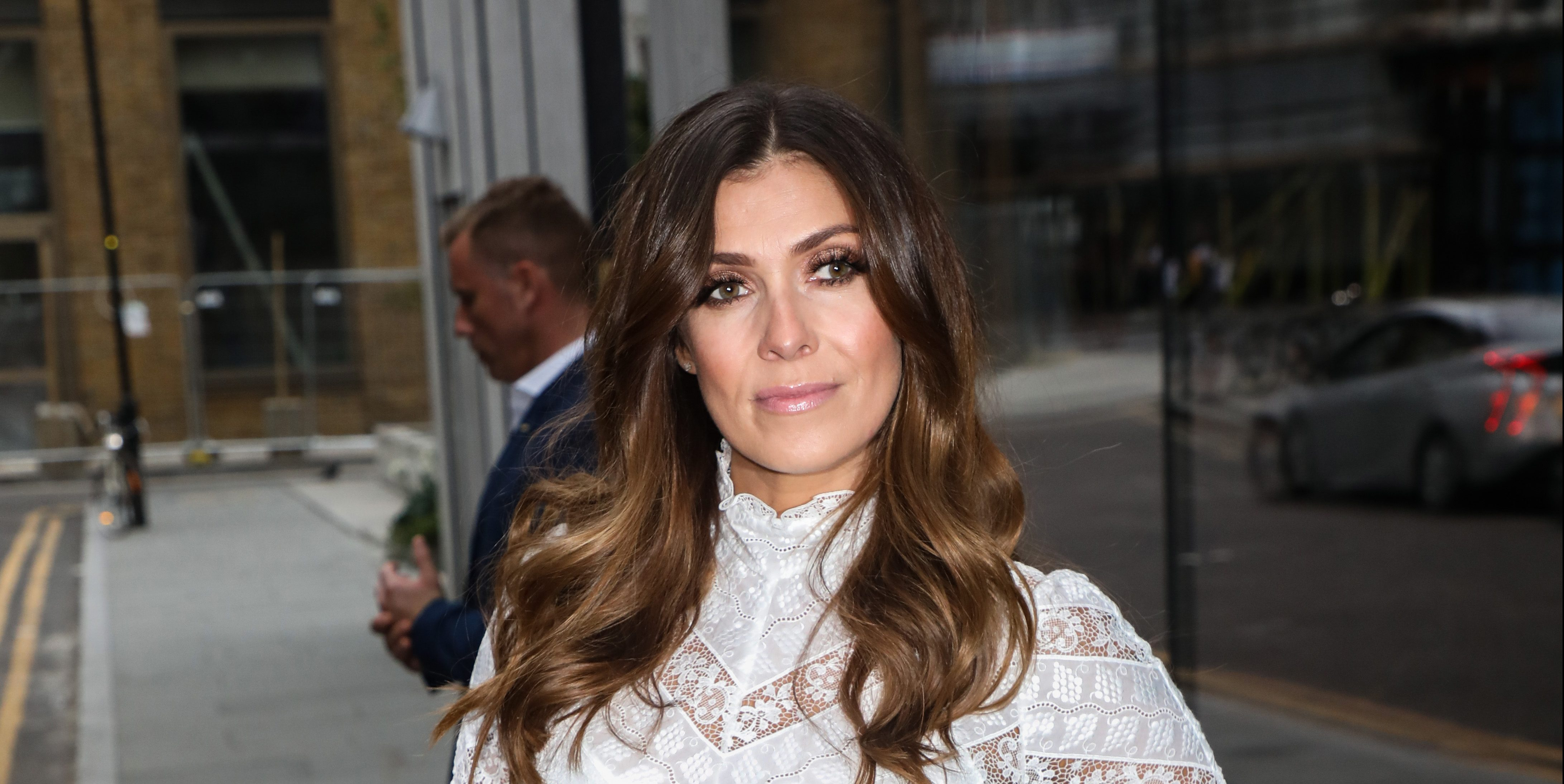 Kym Marsh shares back-to-school photo of daughter Polly