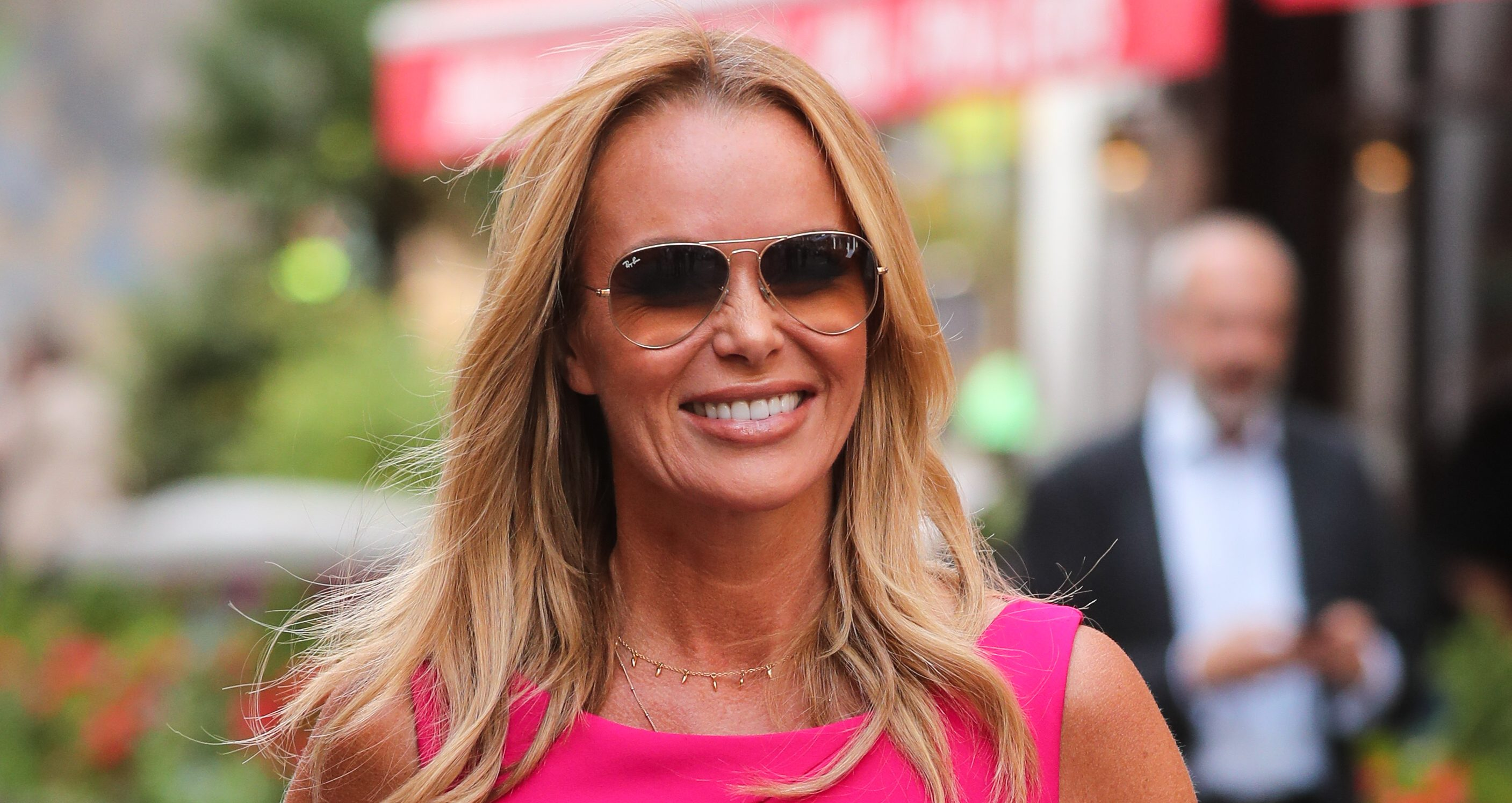 Amanda Holden responds to rumours she's set to appear on I'm A Celebrity