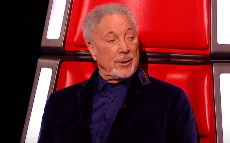 Tom Jones 'doesn't know' if Jennifer Hudson will be back on The Voice