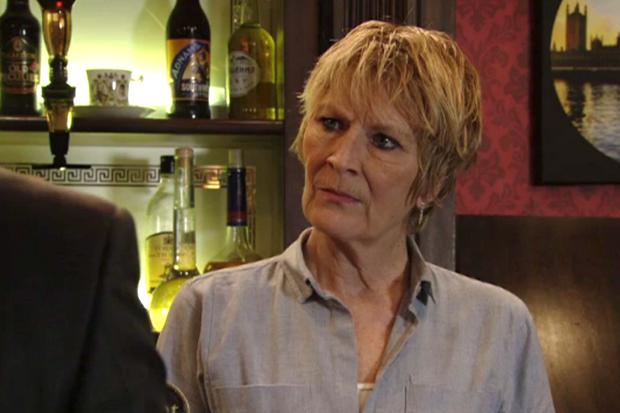EastEnders fans demand big storyline for 'criminally underused' Shirley Carter