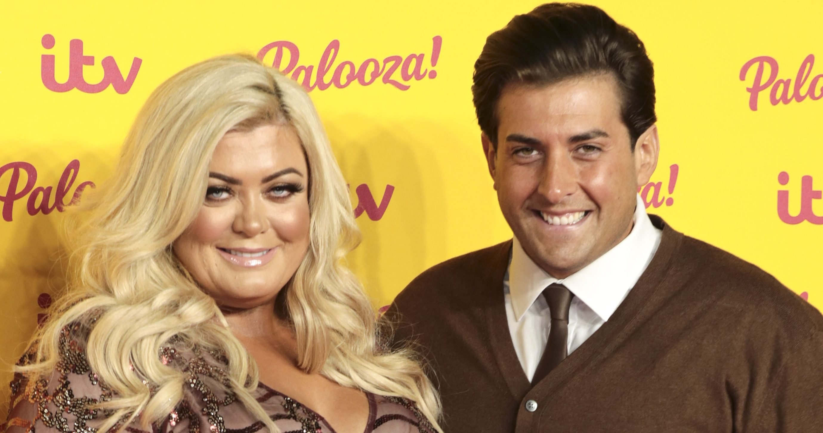 Gemma Collins says James Argent's weight gain ruined their sex life