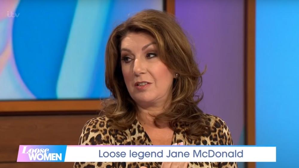 Jane McDonald explains how Loose Women saved her life