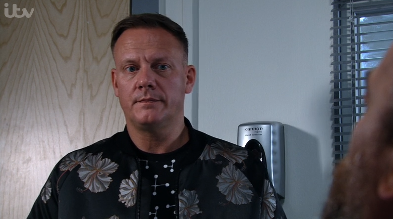 Coronation Street annoyed as 'interfering' Sean convinces Jan to leave Eileen