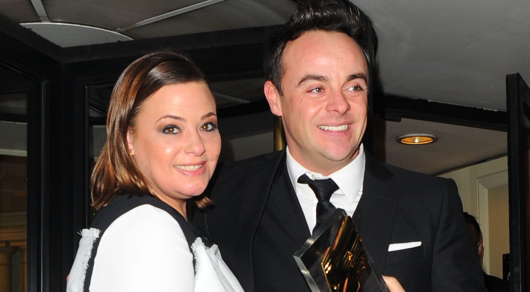 Ant McPartlin to come face to face with Lisa Armstrong to get their divorce 'over and done with'