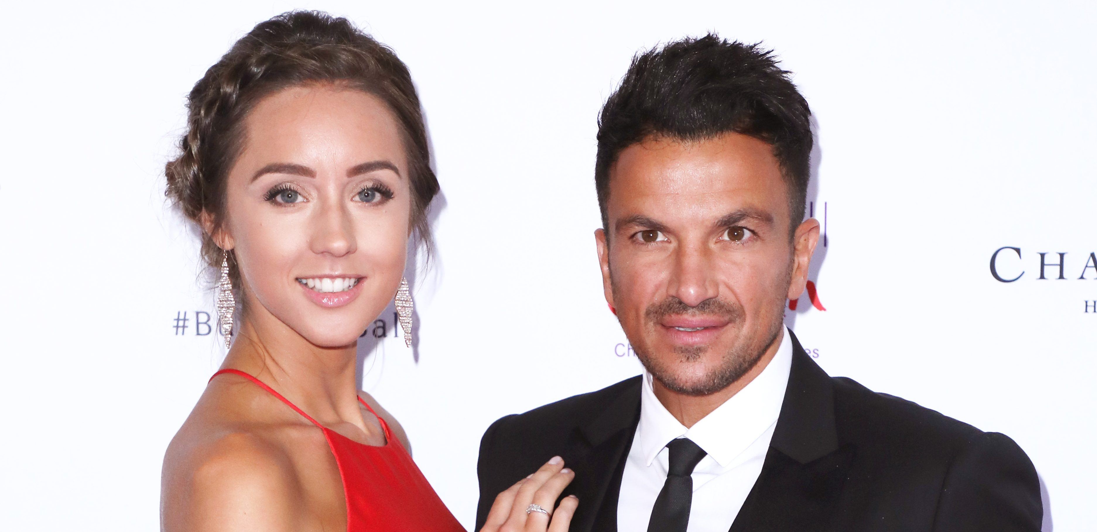 Peter Andre shares cute pictures with his doctor wife Emily as fans praise her natural beauty