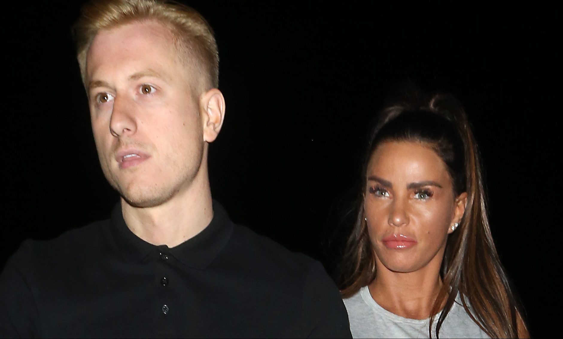 Kris Boyson breaks his silence following allegations Katie Price cheated on him