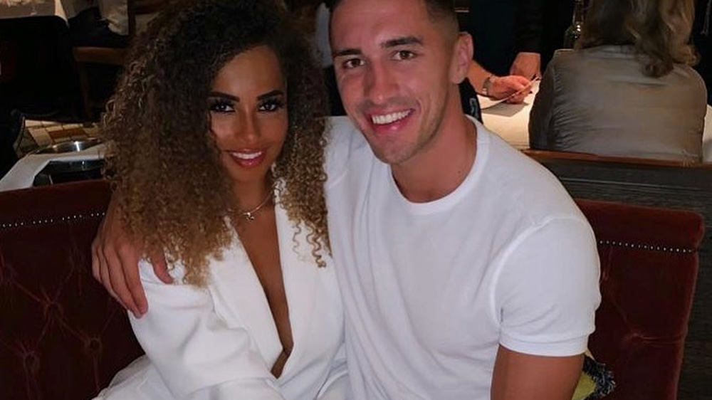 Love Island's Amber Gill and Greg O'Shea have 'split up'