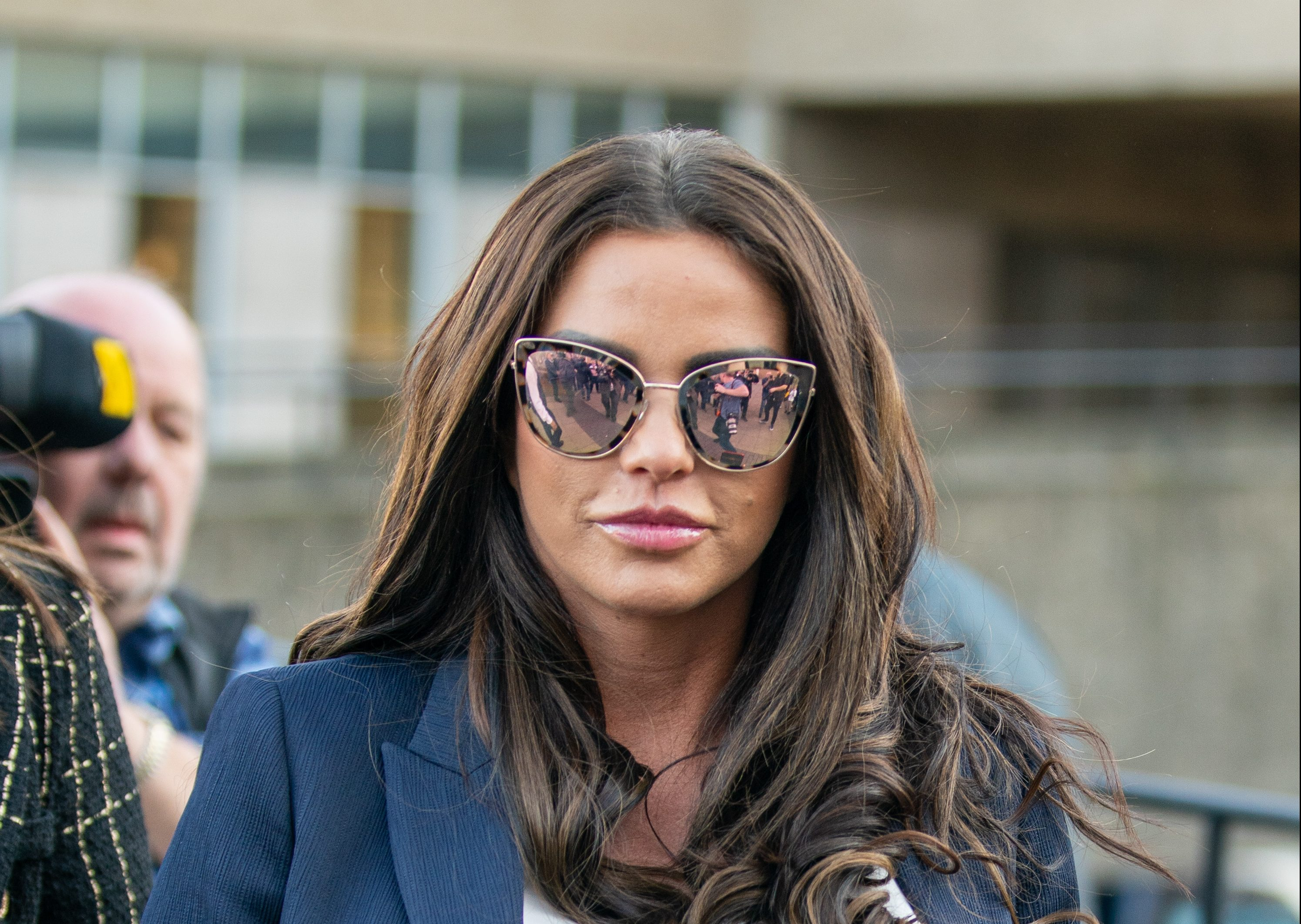 Katie Price 'moves new toyboy Charles Drury into her home'