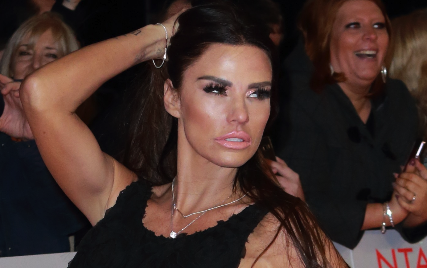 Katie Price 'needs help with cosmetic surgery obsession', claims pal